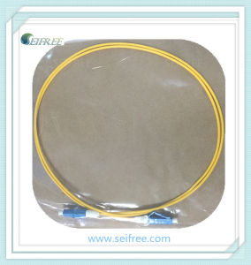 Optical Jumper 2mm 1m Simplex Sm LC-LC pictures & photos