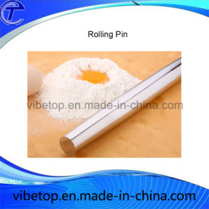 Newest Stainless Steel Rolling Pin EXW Factory Price Wholesale pictures & photos