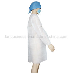 Disposable Lab Coats Custom Sizes and Colors pictures & photos