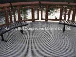 FRP Marine Decking, Anti-Slip Decking Strips, Fiberglass Decking. pictures & photos