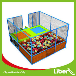 Rectangular Factorys Indoor Trampoline Court Fitness Trampoline for Adults pictures & photos