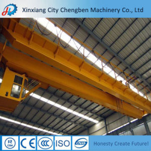 Electric 20 Ton Double Girders Hooks Overhead Crane From Henan Crane Hometown pictures & photos