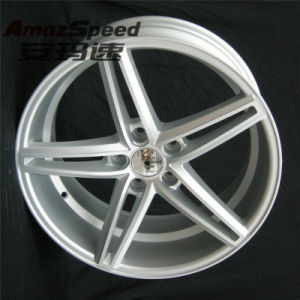 14-17 Inch Deep Concave Alloy Wheel with PCD 4X100 / 5X114.3 pictures & photos