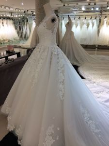 Real Photo Marriage Wedding Dress pictures & photos