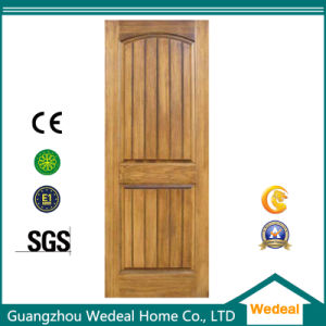 Solid Wooden Door with Customize Styles pictures & photos