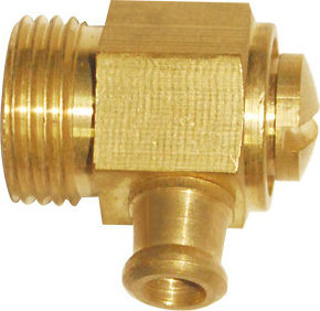 Malw Thread Brass Fitting for Gas Valve pictures & photos