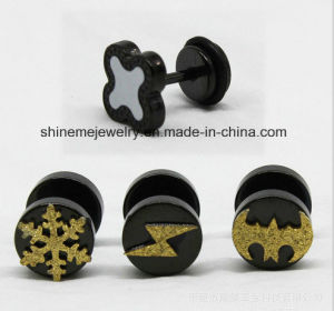 Shineme Jewelry Body Jewelry High Quality Good Price Fashion Ear Stud (ER2926) pictures & photos