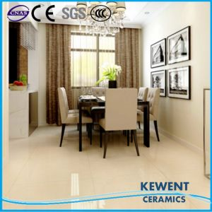 Manufacturer Price Non Slip Yellow Double Loading Polished Porcelain Floor Tiles pictures & photos