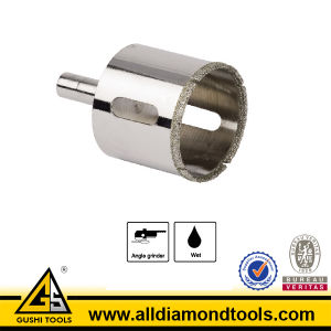 Electroplated Diamond Core Drill Bits for Glass and Tile pictures & photos