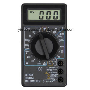 Dt831 Popular Small Multimeter pictures & photos