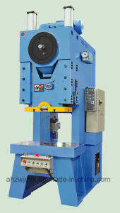 Jl21 Series Open Front Fixed Bed Power Press with Adjustable Stroke