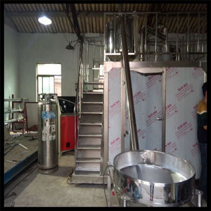 Cryogenic Mill/Flour Mill/Grain Mill Machine pictures & photos