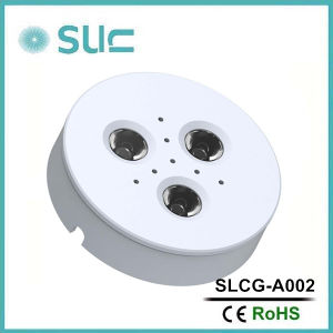 12VDC Surface Mounted 3W LED Cabinet Light pictures & photos
