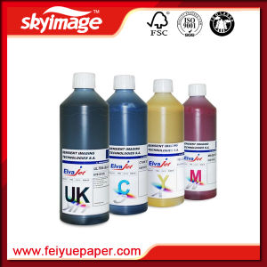 Sensient Elvajet Punch Original Sublimation Ink for Epson Dx4/5/6/7 Tfp Print Head pictures & photos