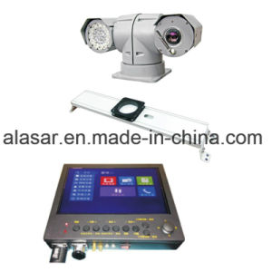 4G Vehicle-Mounted Wireless Video Surveillance Device Zoom PTZ Camera pictures & photos