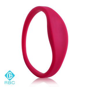 Wholesale Silicone RFID NXP MIFARE 1k Wristbands Identification Bracelet