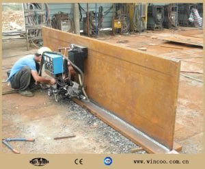 Automatic Tank Plate/Shell Welding Machine pictures & photos