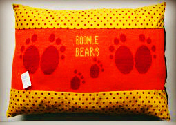 Dog Paw Knitted Fabric Pet Mat pictures & photos