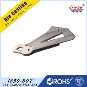 High Quality Aluminum Die Casting Polishing for Motorcycle Accessories pictures & photos