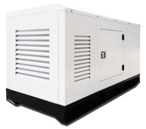 50Hz 32kw Soundproof Diesel Generating Set Powered by Chinese Engine (DG44KSE) pictures & photos