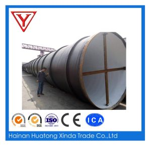Anti-Corrosion Spiral Steel Pipe for Fluid pictures & photos