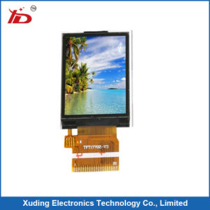 "1.77"" 128*160 MCU 8bit 20pin High Brightness Customizable TFT LCD pictures & photos"