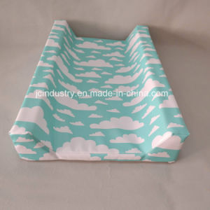 Baby Changing Cushion with Waterproof Cover pictures & photos