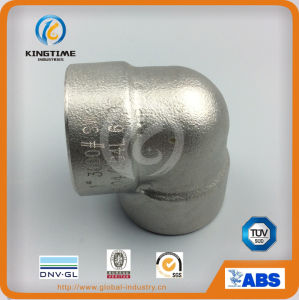 ASME B16.11 Threaded Hex Nipple Stainless Steel Fitting (KT0559) pictures & photos