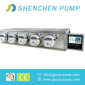 Tabletop Peristaltic Pump Liquid Filling Machine Df600 pictures & photos