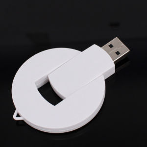 New Customize Plastic USB Flash Drive pictures & photos