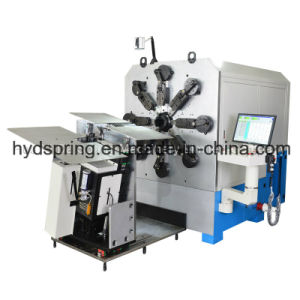 Hyd Multi-Functional Spring Machine and Wire Forming Machine pictures & photos