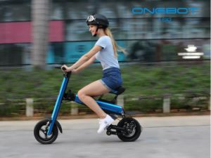 Smart Scooter, E-Bicycle Onebot E-Bike Pansonic Battery 250W Motor, Urban Mobility, Intelligent Ebike pictures & photos