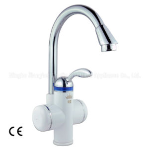 Quick Heating Water Faucet Kitchen Taps Basin Mixer
