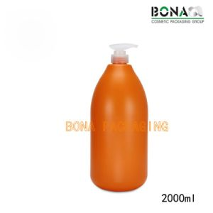 2000ml Plastic PE Bottle Shampoo Bottle pictures & photos