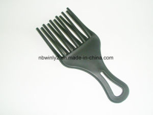 Black Color Plastic Comb pictures & photos