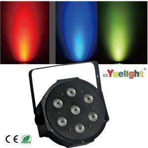 Full Color 7PCS 10W RGBW LED PAR Stage Light pictures & photos