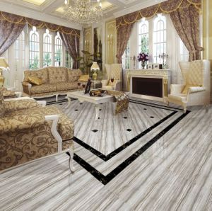 Building Material Copy Marble Granite Glazed Porcelain Floor Tile (600X600) pictures & photos