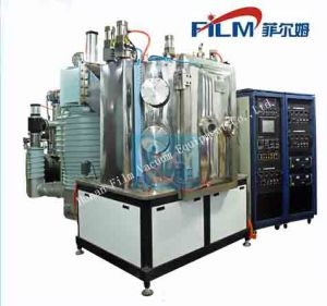 Faucet / Tableware / Water Taps Ion Vacuum Chrome Coating Machine pictures & photos