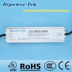 220W Waterproof IP65/67 Outdoor Timing Control Power Supply LED Driver pictures & photos