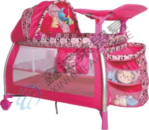 Fashion Aluminum Comfortable Baby Playpen pictures & photos