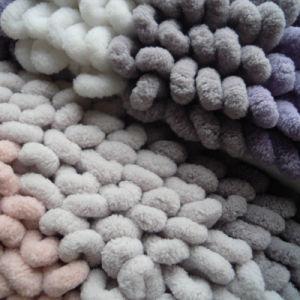 Colorful Ciecle Microfiber Floormat Doormat pictures & photos