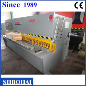 1/4 Inch X 10′ Hydrualic Guillotine with Best Quality pictures & photos