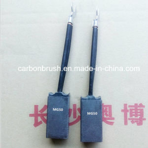 MG50 Carbon Brushes for Electrical Motors/Grounding Brushes pictures & photos