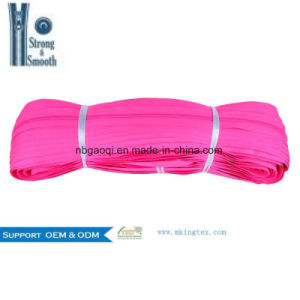Zipper Upholstery Nylon Zipper Long Chain 200meter/Roll Cheap Price with High Quality Factory Zippers pictures & photos
