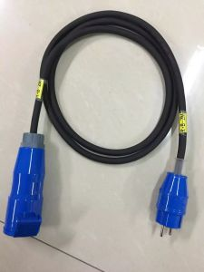 Power Cable with UK Plug to 16A Waterproof pictures & photos
