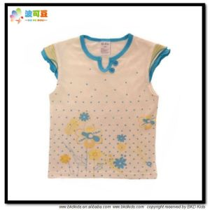 Short Sleeve Baby Wear Printing Style Babe Shirts pictures & photos