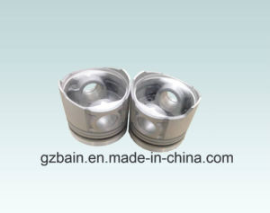 6bg1-3ring Isuzu Excavator Engine Piston Manufacture Supplier pictures & photos