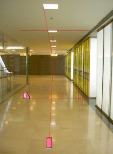 Danpon Mini DIY Red Line Laser Level Ty30 pictures & photos