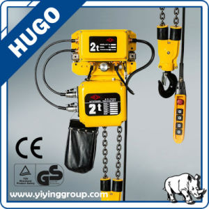0.1t to 1 T Electric Chain Hoist with Trolley pictures & photos