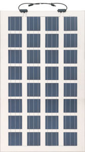 Ebst-18V20W Mono Solar Module with Competitive Price pictures & photos